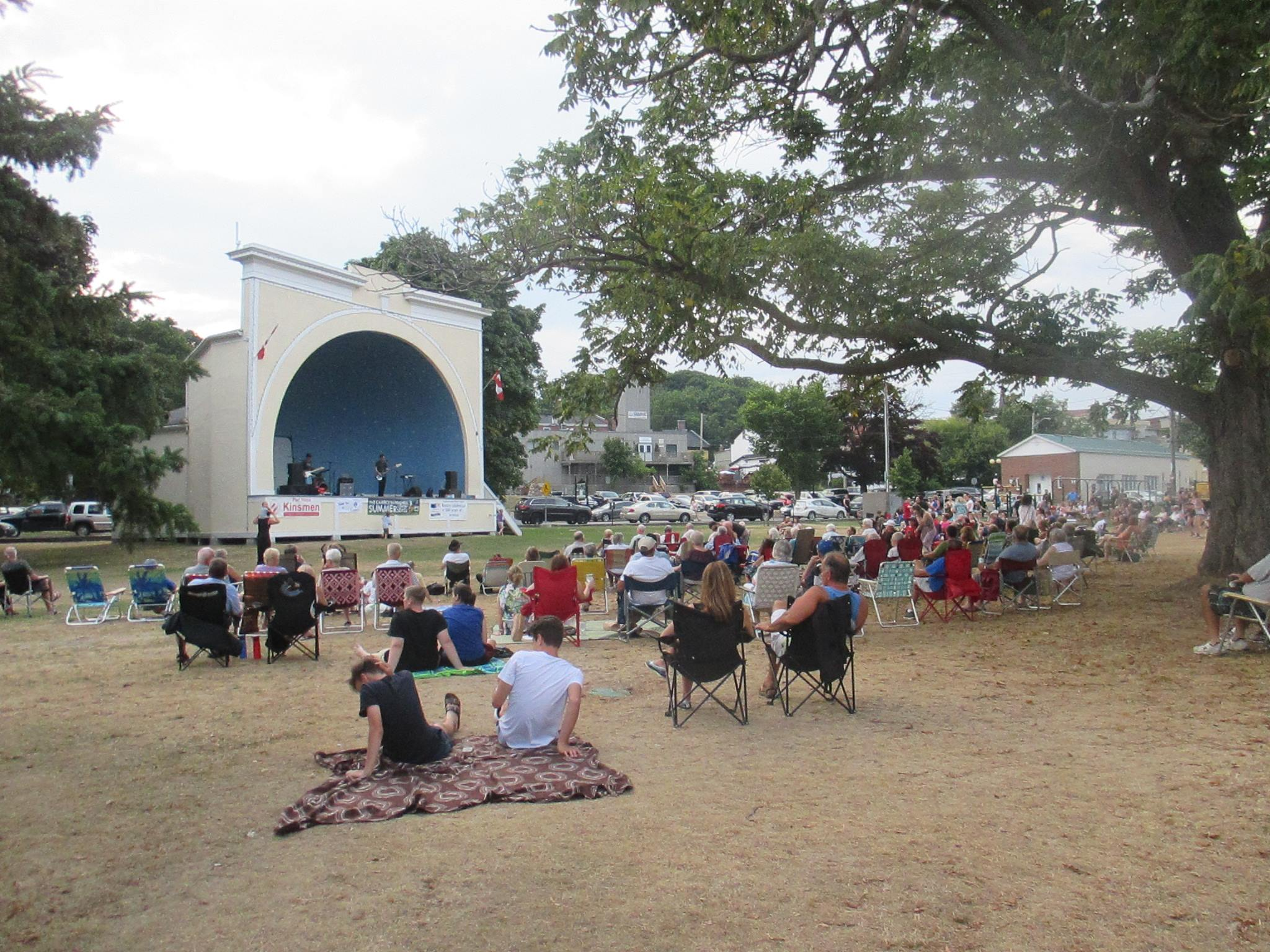 Cameco Summer Bandshell Concert Series