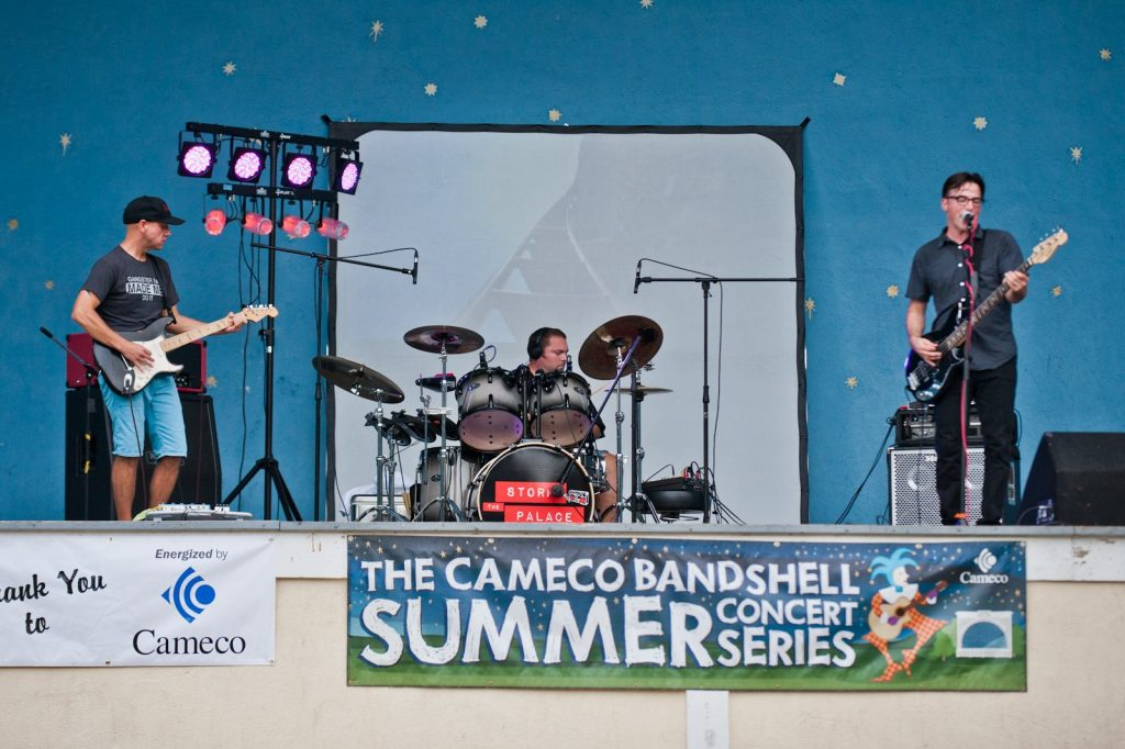 Cameco Summer Band Shell Concert Series