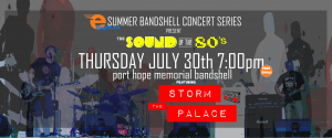 Eagle.ca Summer Bandshell Concert Series Port Hope