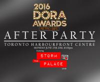 retro 80s cover band storm the palace dora awards 2016