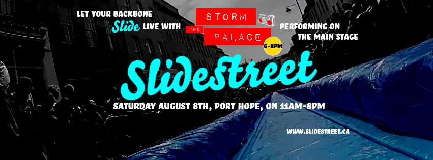 Port Hope SlideStreet